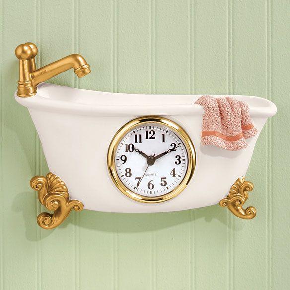 Cool Bathroom Wall Clocks Clock Bathroom Clock Bathroom Wall