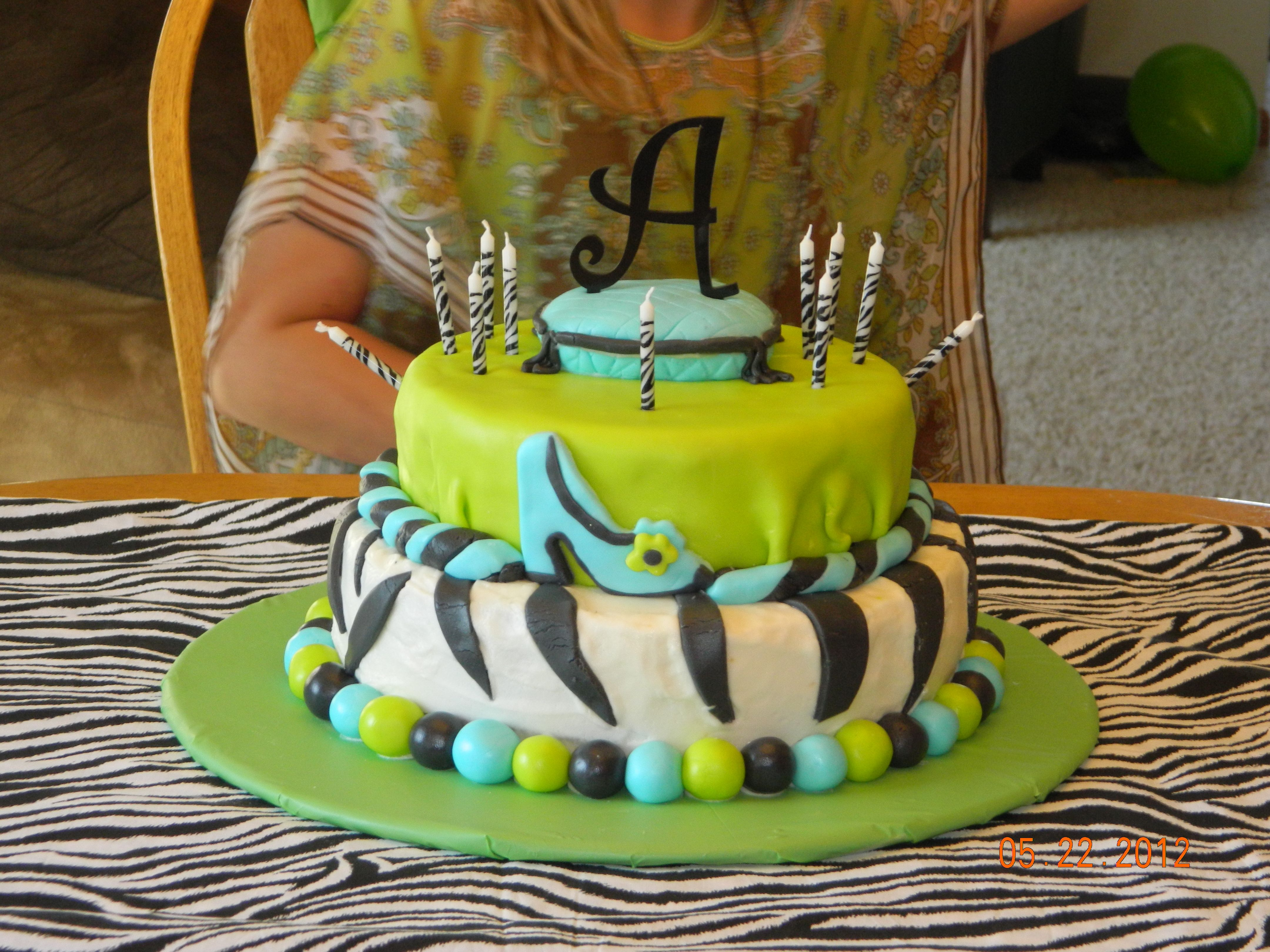 Coolest Birthday Cakes For  Year Olds