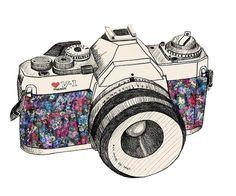 imagenes png tumblr hipster | Rosy Vintage Camera