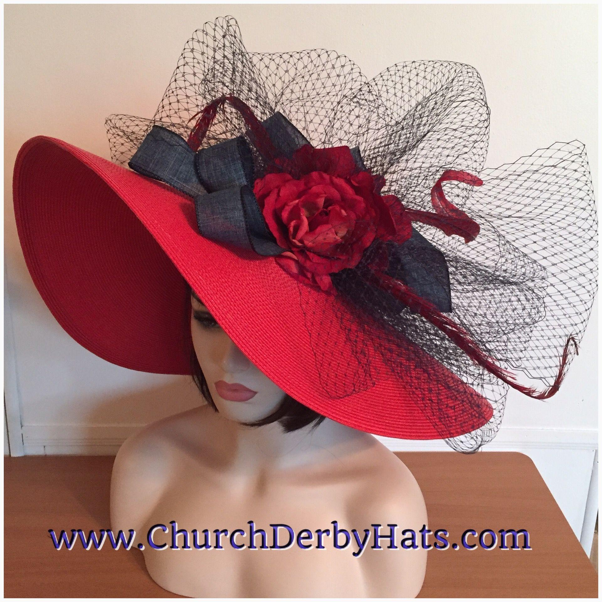 kentucky  kentuckyderbyhats  derbyhats  hats  churchhats  redhat   Vinzetta®   3767252b7c9