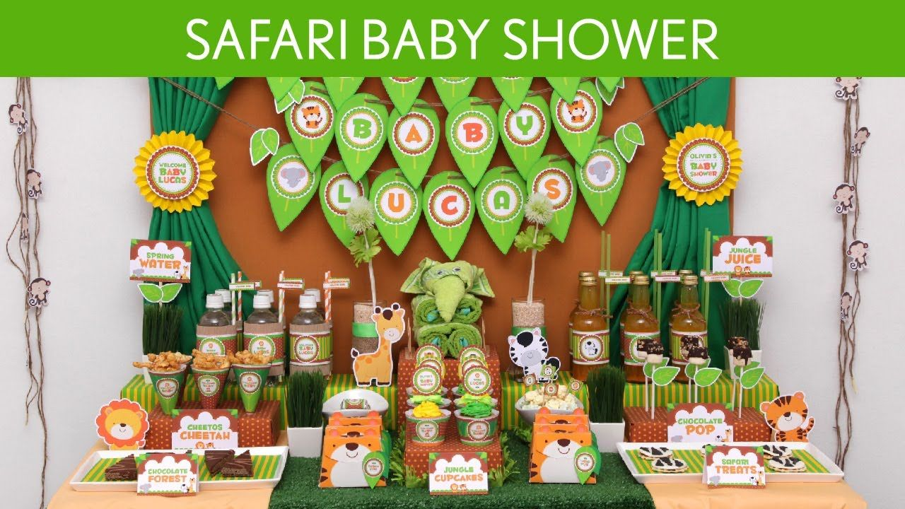 find this pin and more on ideas baby shower safari
