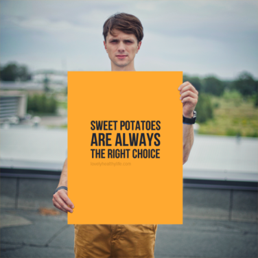 sweet potato gnocchi (gf)