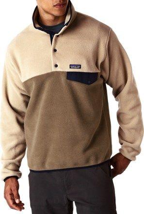 Patagonia Lightweight Synchilla Snap-T Fleece Pullover - Men s  a715906b0564