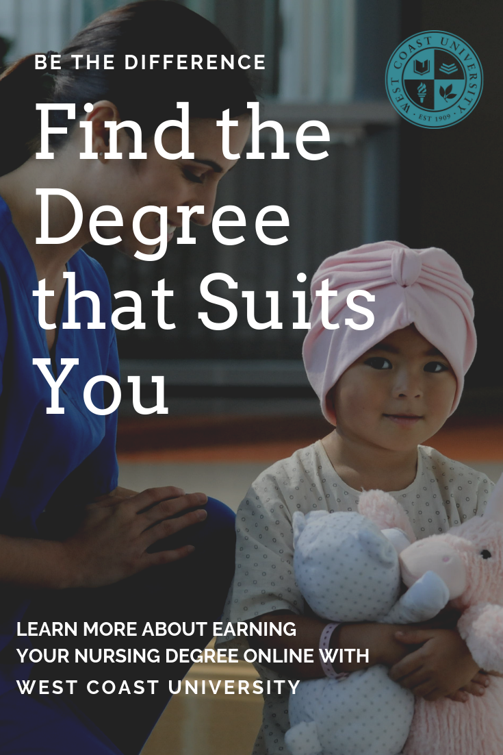 Earn your Bachelor's or Master's of Science in Nursing
