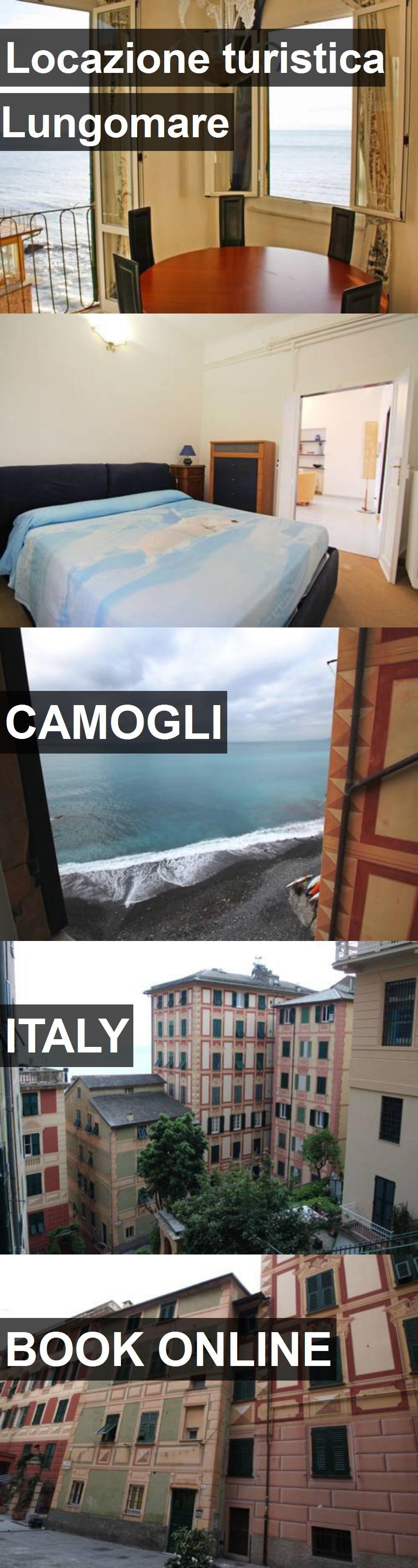 Hotel Locazione turistica Lungomare in Camogli, Italy. For