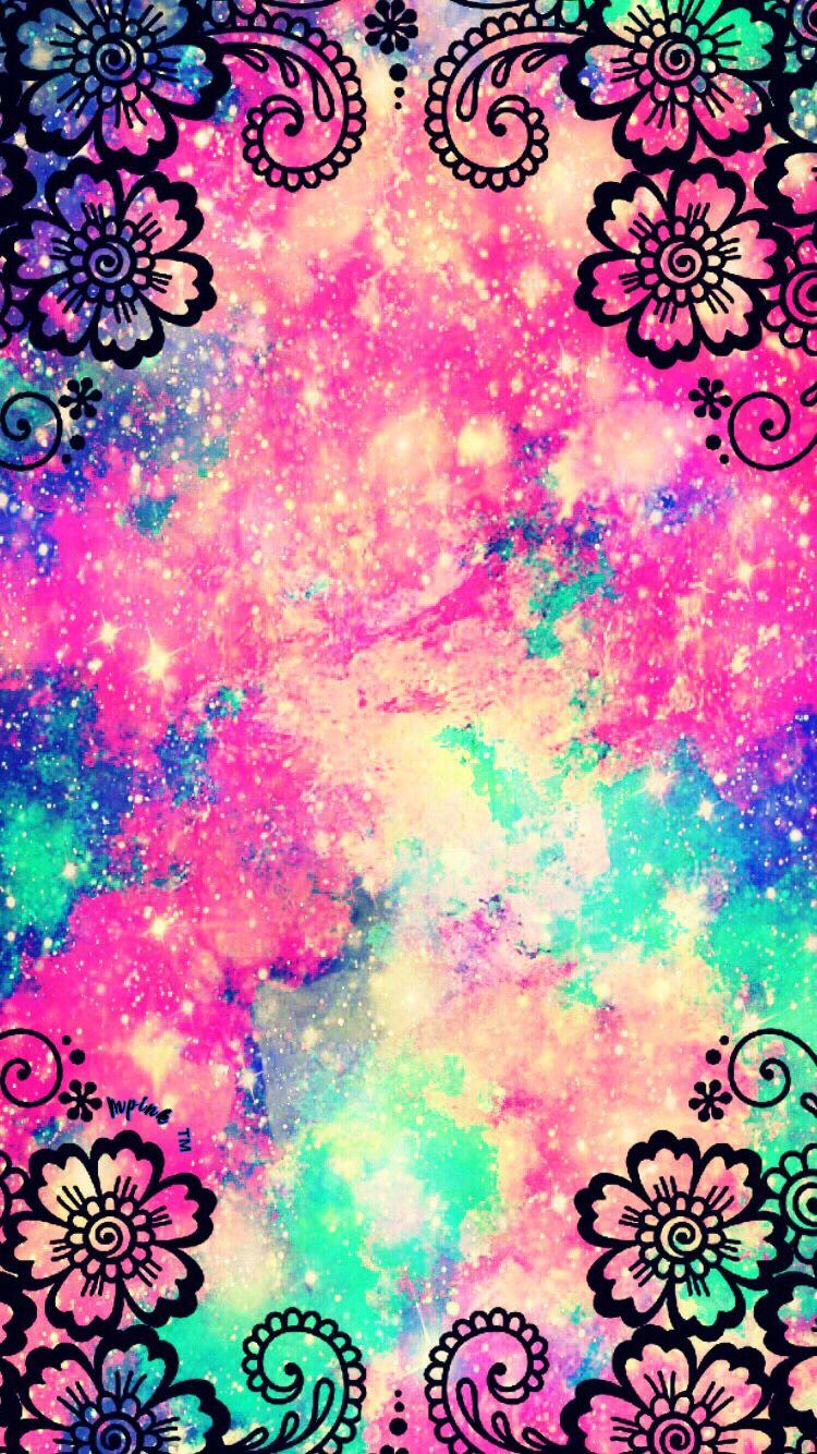 Flower Garden Galaxy Wallpaper Androidwallpaper Iphonewallpaper Wallpaper Galaxy Cute Girly Cute Galaxy Wallpaper Galaxy Wallpaper Wallpaper Iphone Cute
