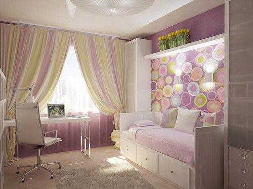 детская комната фото для девочки подростка