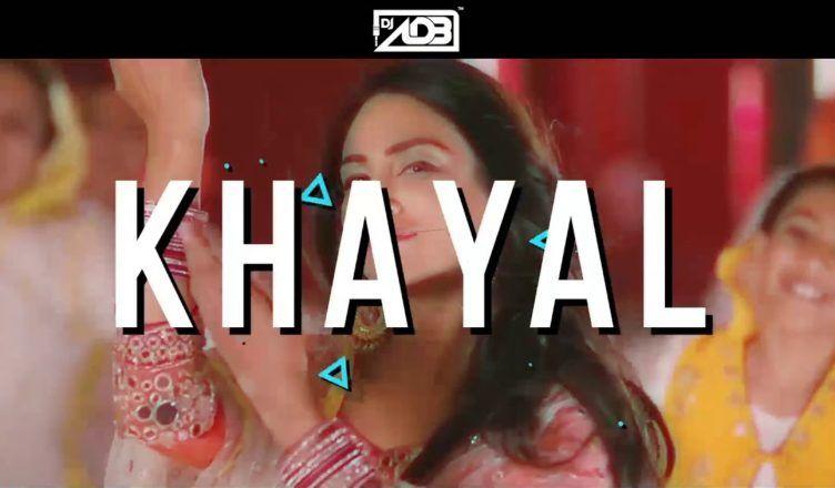 Khayal Remix - Mankirat Aulakh - DJ ADB Latest Punjabi Video Song