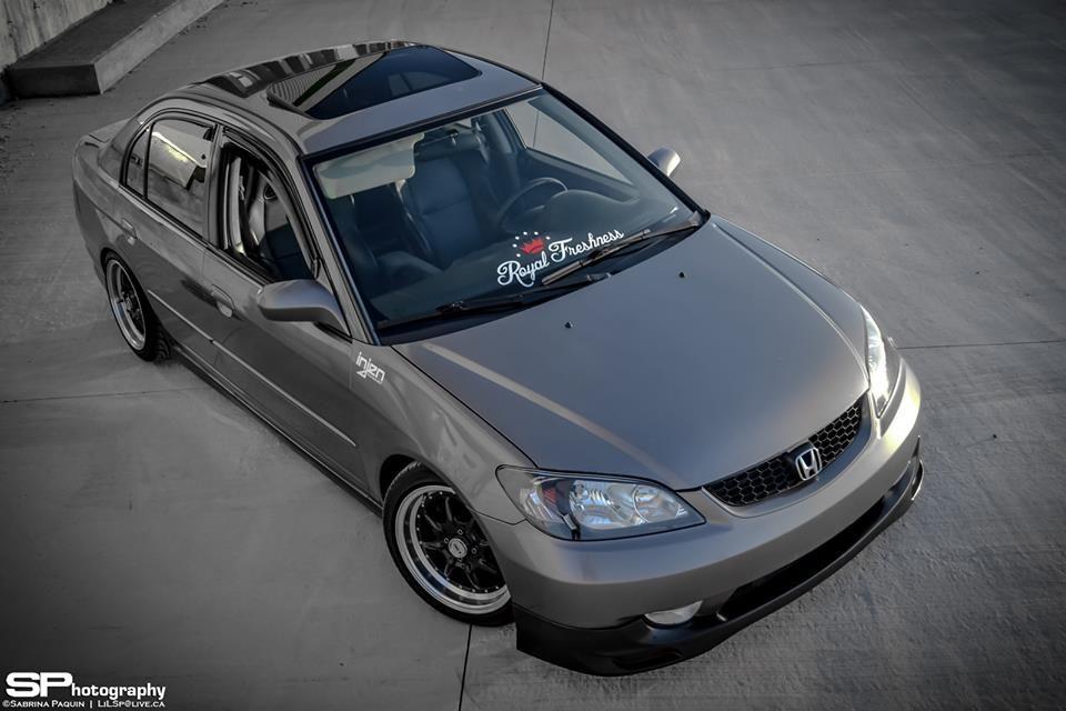7th Generation Honda Civic (2001 2005)   Sayfa 8