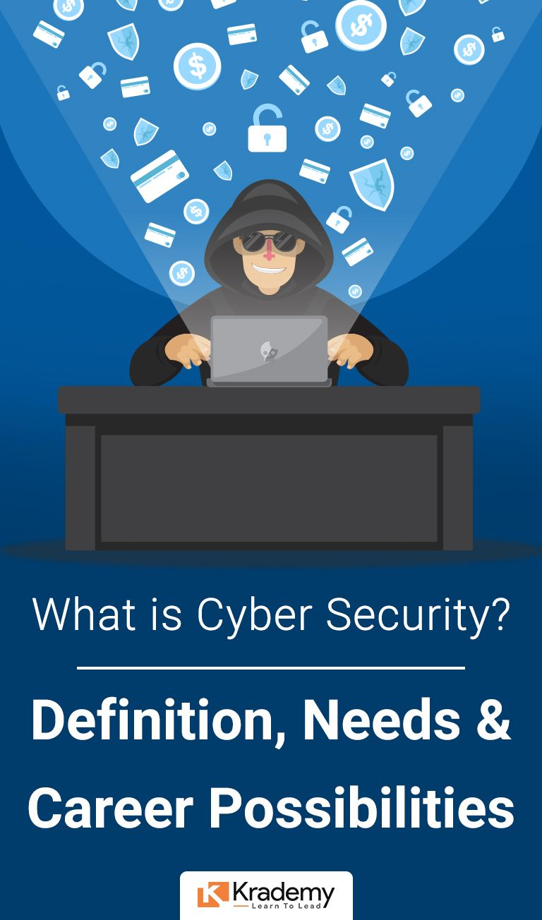 What Is Cyber Security Definition Needs Career Possibilities What Is Cyber Security Cyber Security Computer Generation