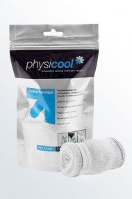 Physicool Is A Unique Cooling Bandage Combining Cold Compression