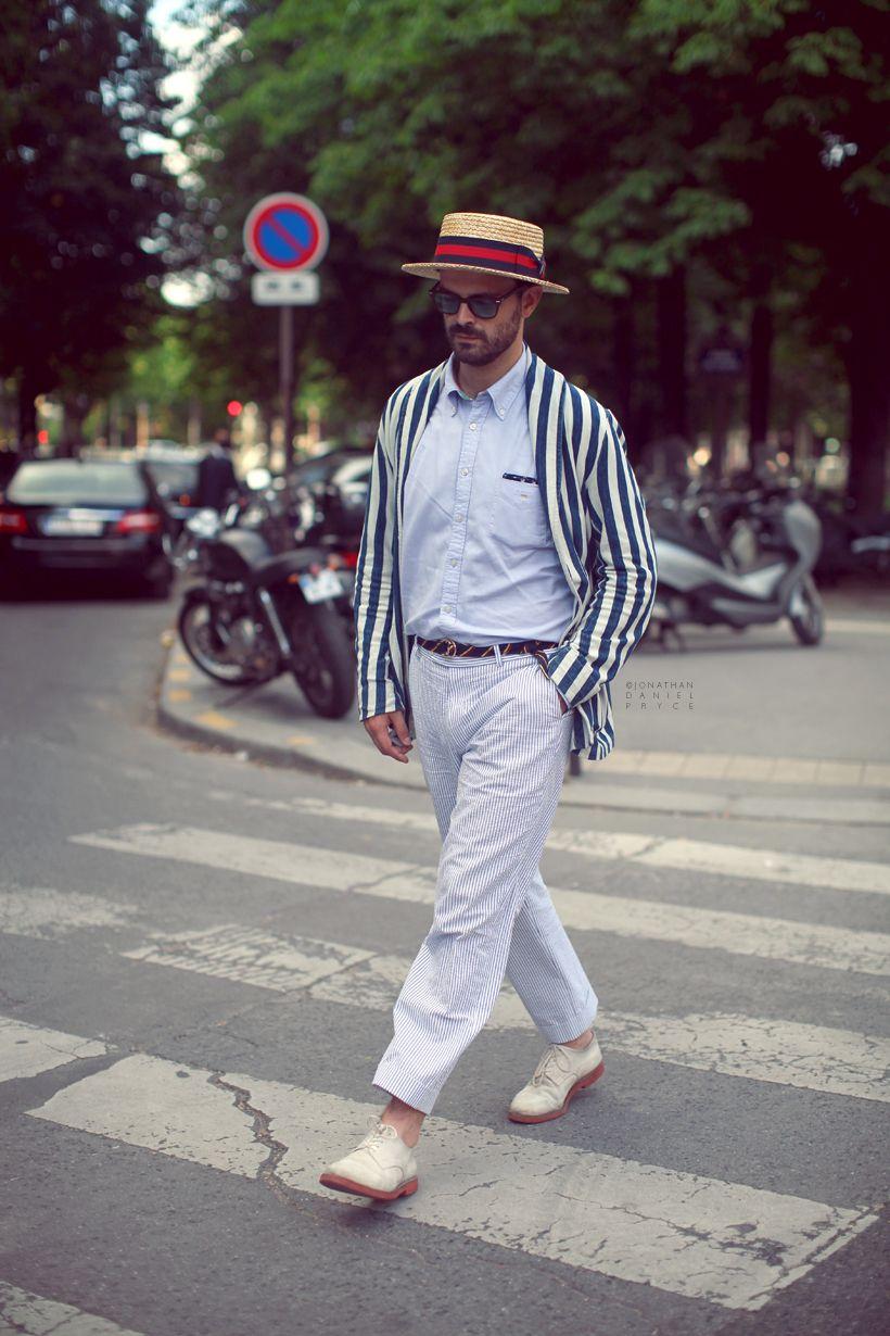 #Paris #Streetstyle #Menswear via Garcon Jon