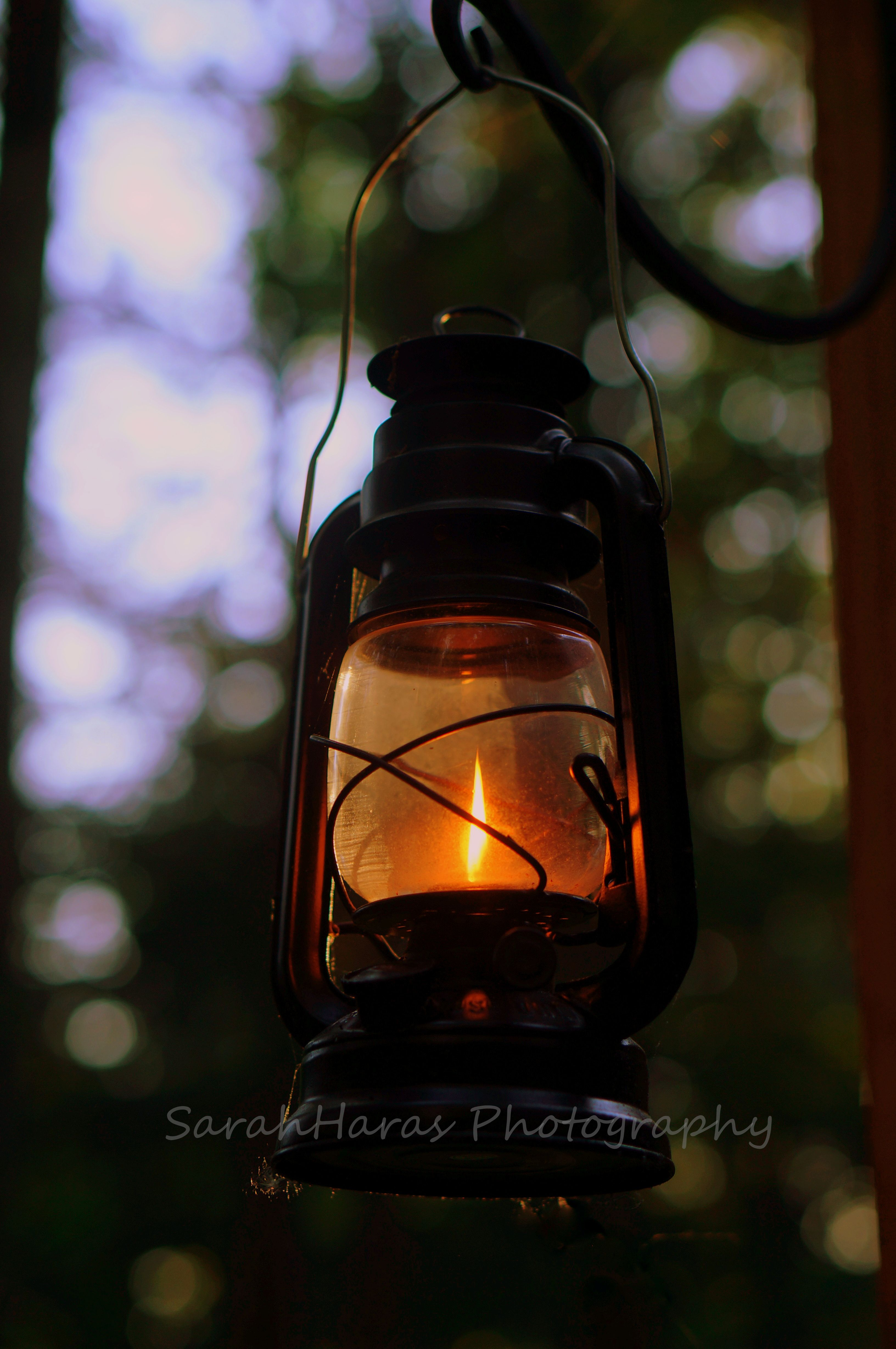 Candle light for summer nights. SarahHaras Photography