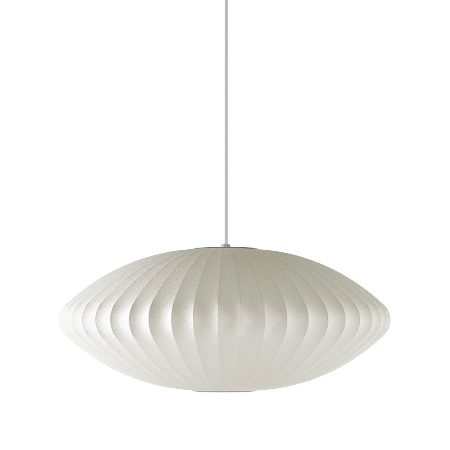 Extra Large Saucer Lamp Pendant lamp, nelson