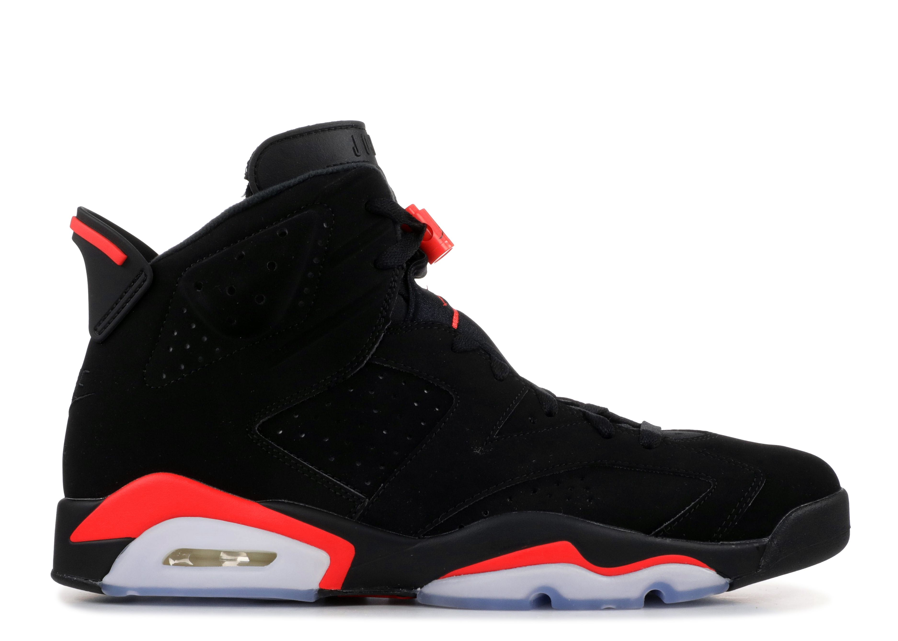Air Jordan 6 Retro Infrared 2019 Air Jordan 384664 060 Black Infrared 23 Black Jordan Shoes For Men Sneakers Men Fashion Jordans Girls
