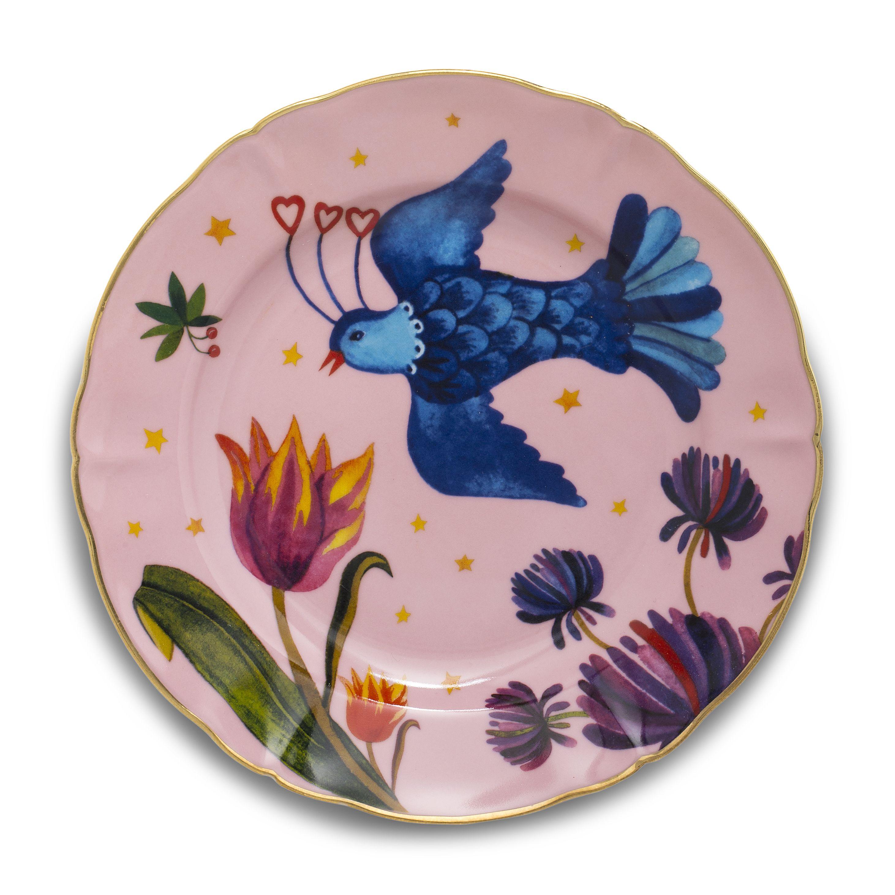 Come Appendere Piatti In Ceramica piatto frutta - uccellino | piatti di frutta, uccellini