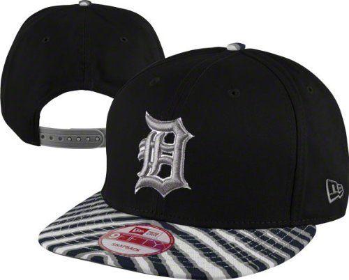 Detroit Tigers 9Fifty Zubaz Basic Snapback Adjustable Hat by New Era.   26.99. Adjustable back 4afec988e883