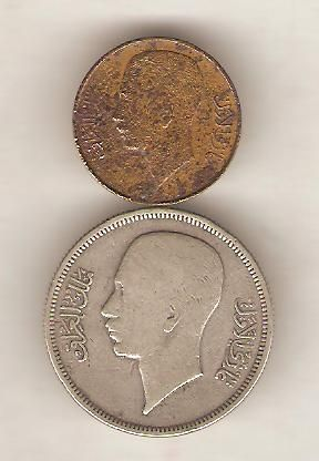 قطعا من الموسوعه العراقيه المعدنيه والفضيه Baghdad Iraq Coin Collecting Iraq