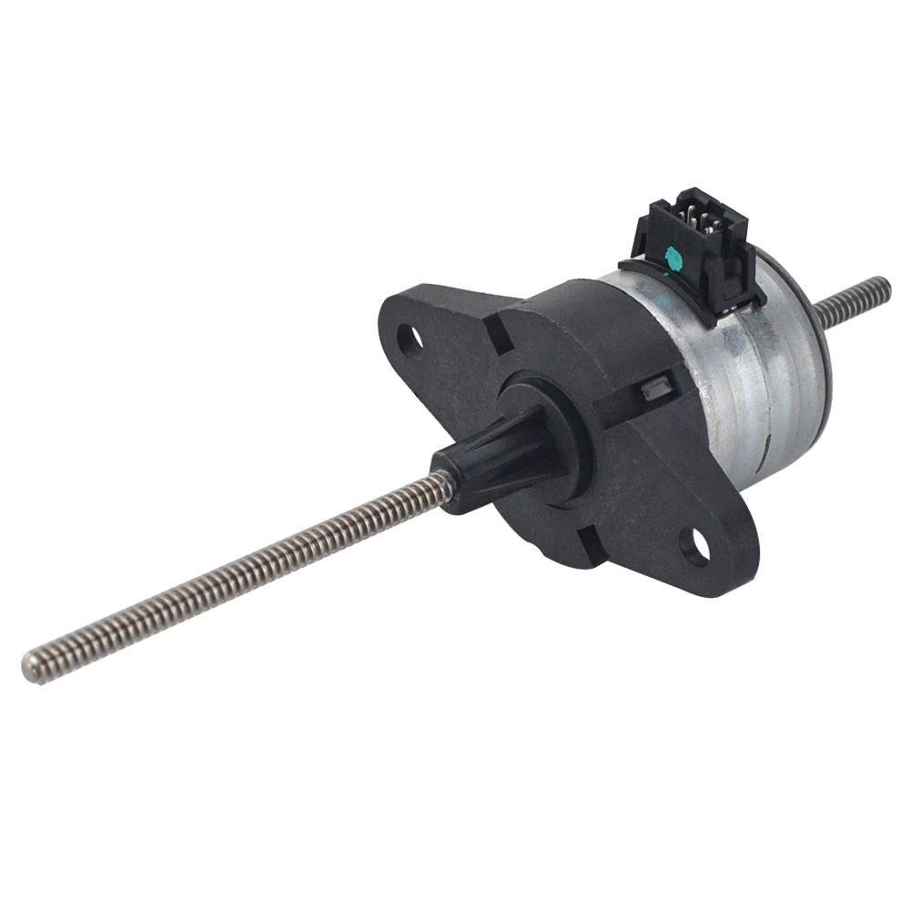 Φ27x30.8mm PM Non-Captive Linear Stepper Motor 0.46A Lead ...