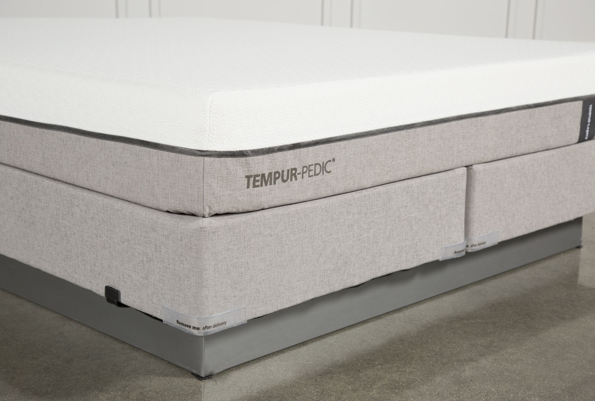 Tempur Pedic Tempur Legacy California King Mattress W Foundation