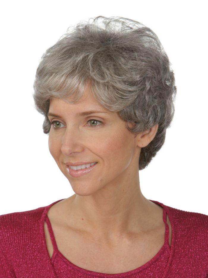 short wavy hairstyles older