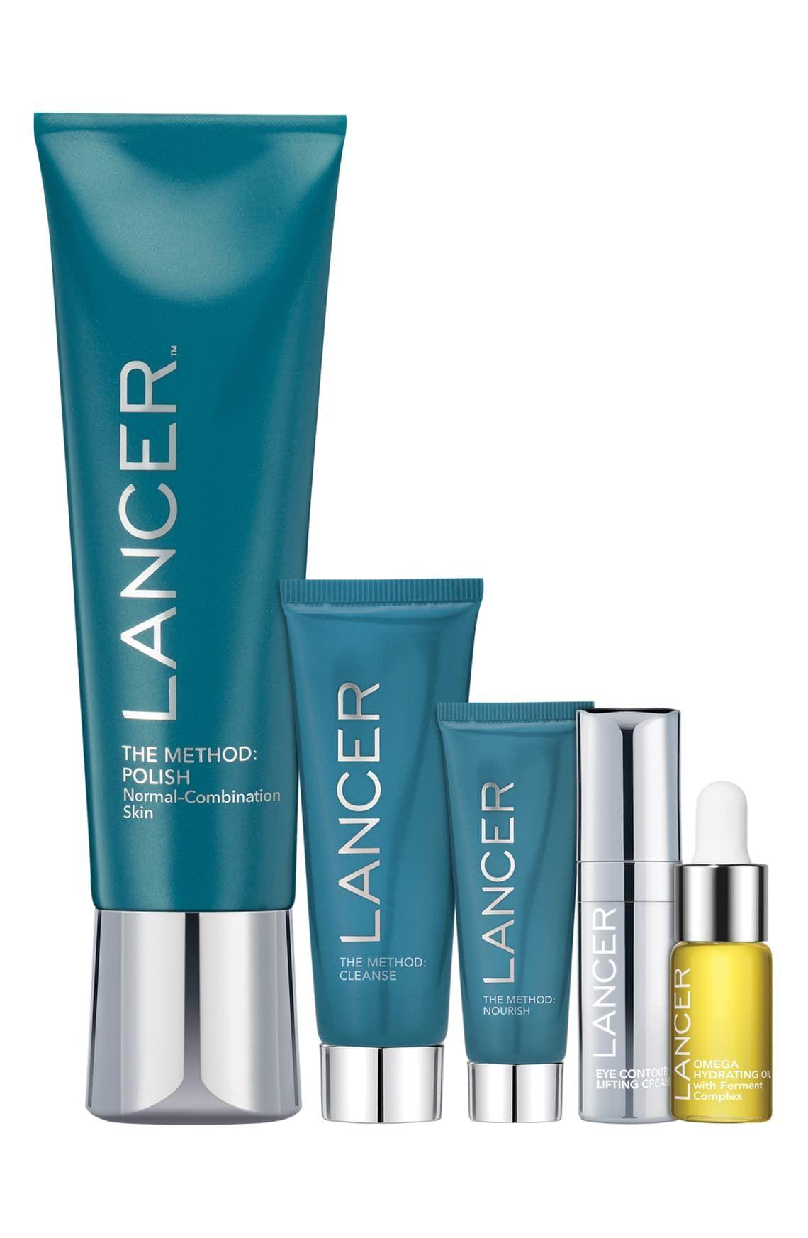 Lancer Skincare The Method Skin Care Heroes Set 145 Value Nordstrom Lancer Skincare Skin Care Anti Aging Treatments