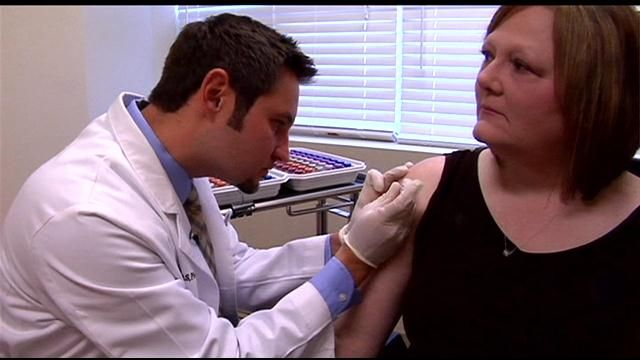 The 411 on allergy testing.