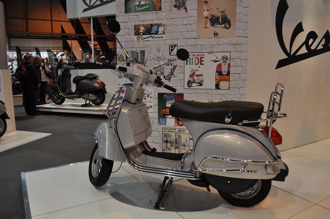 VESPA PX 125 TOURING scooter | vespa | Pinterest | Vespa ...