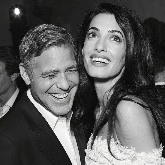 Ganz Nah Mit Dabei Neue Bilder Von George Clooney S Hochzeit George Clooney Ring Verlobung Und Hochzeitsfotos