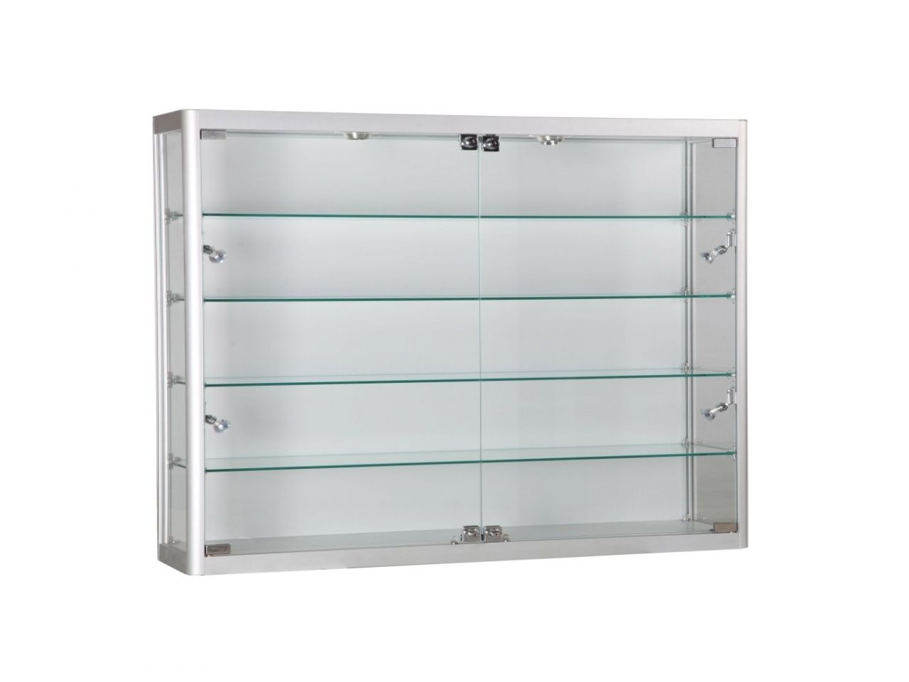 Lockable Wall Mounted Display Cabinets | http://bottomunion.com ...