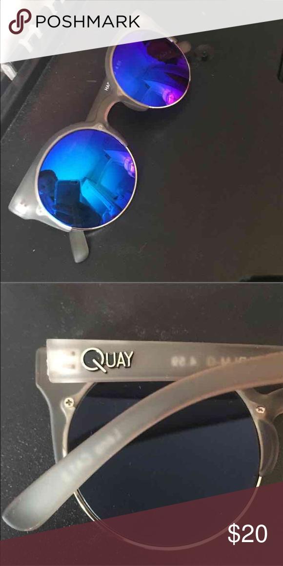 Quay Sunglasses No scratches, perfect condition Quay Australia Accessories Sunglasses