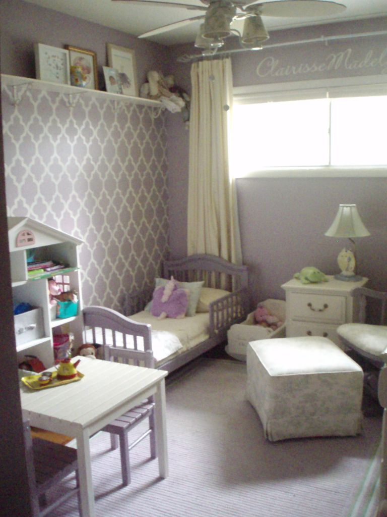 Room To Grow A Toddler S Room Girl Room Toddler Girl Room Toddler Room