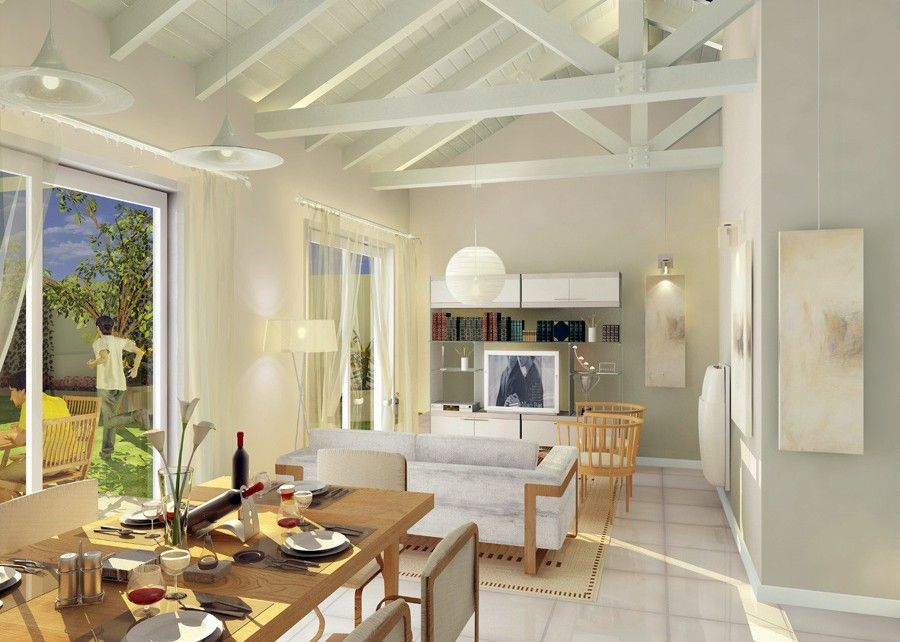 construcci n de casa del plan procrear del modelo casa