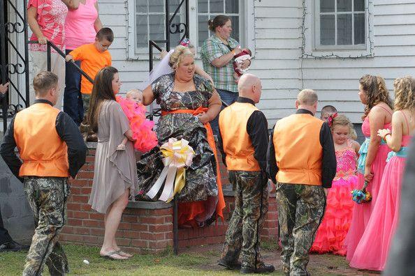 Mama June S Wedding