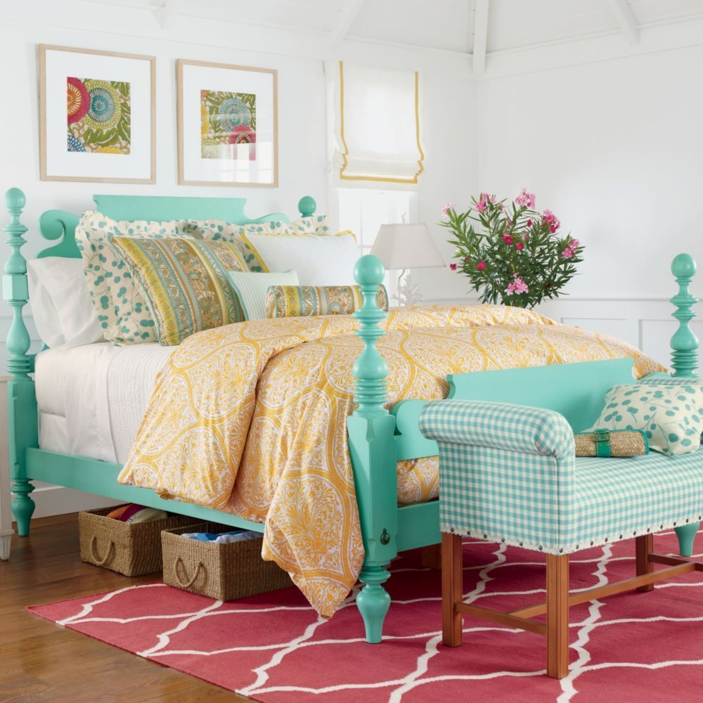 Antique Yellow Bedroom Furniture Bedroom Colour Design Ranch Bedroom Decor Cool Kid Bedrooms For Girls: Love This Color Combo For Baby Room- Turquoise & Yellow