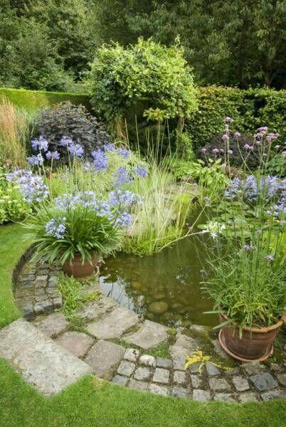 Photo of We've set a collection garden styles to help obtain you started design the gar…