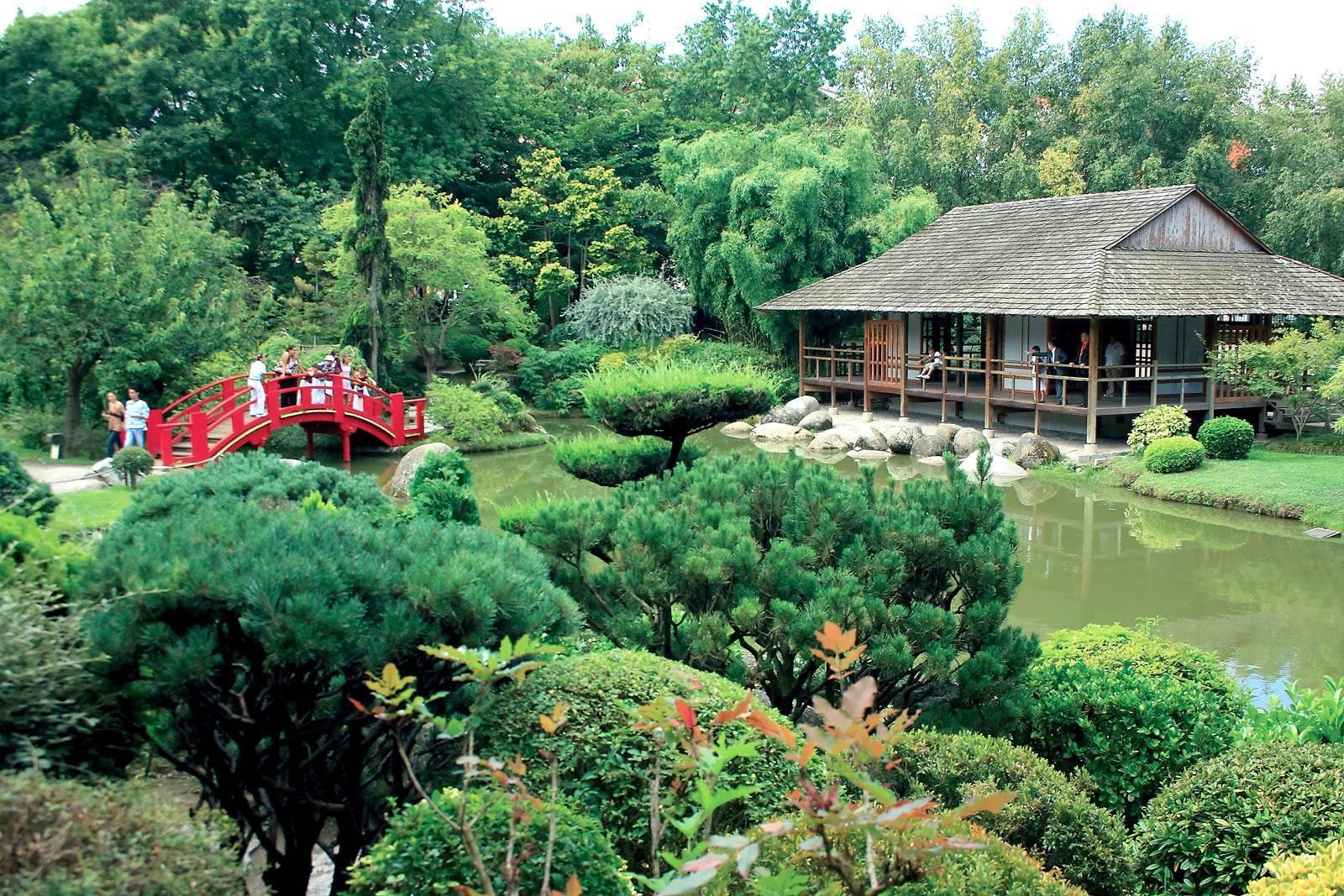 Jardin Japonais De Compans Caffarelli Toulouse 31000 Conseil