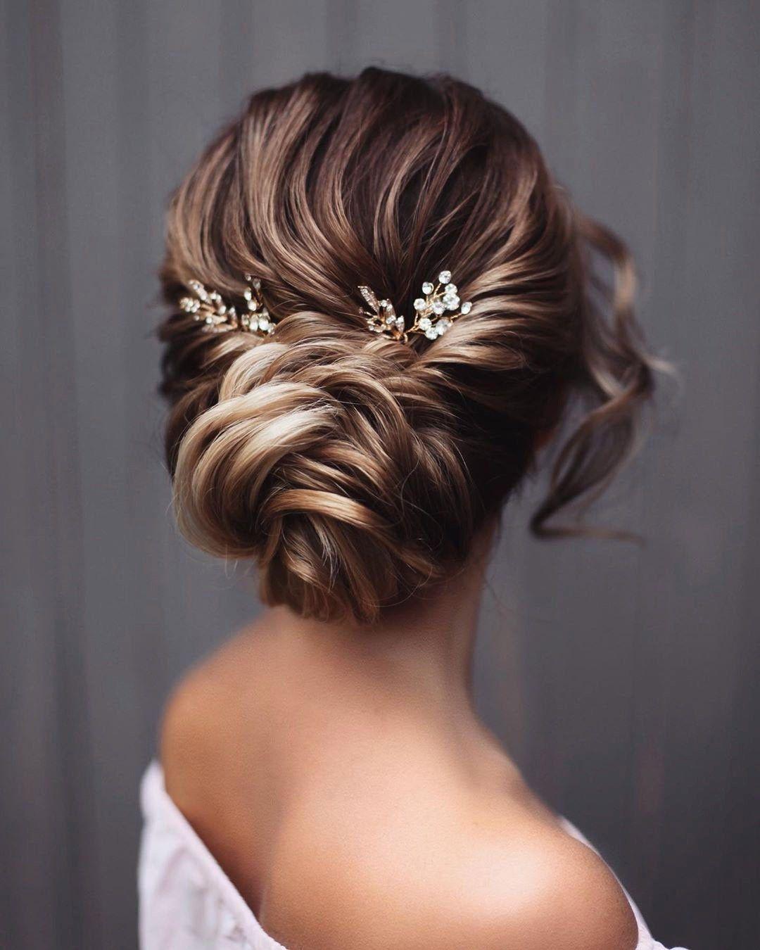 Bridesmaid Hair Pins Rose Gold Bridal Hairpiece Wedding Hair | Etsy
