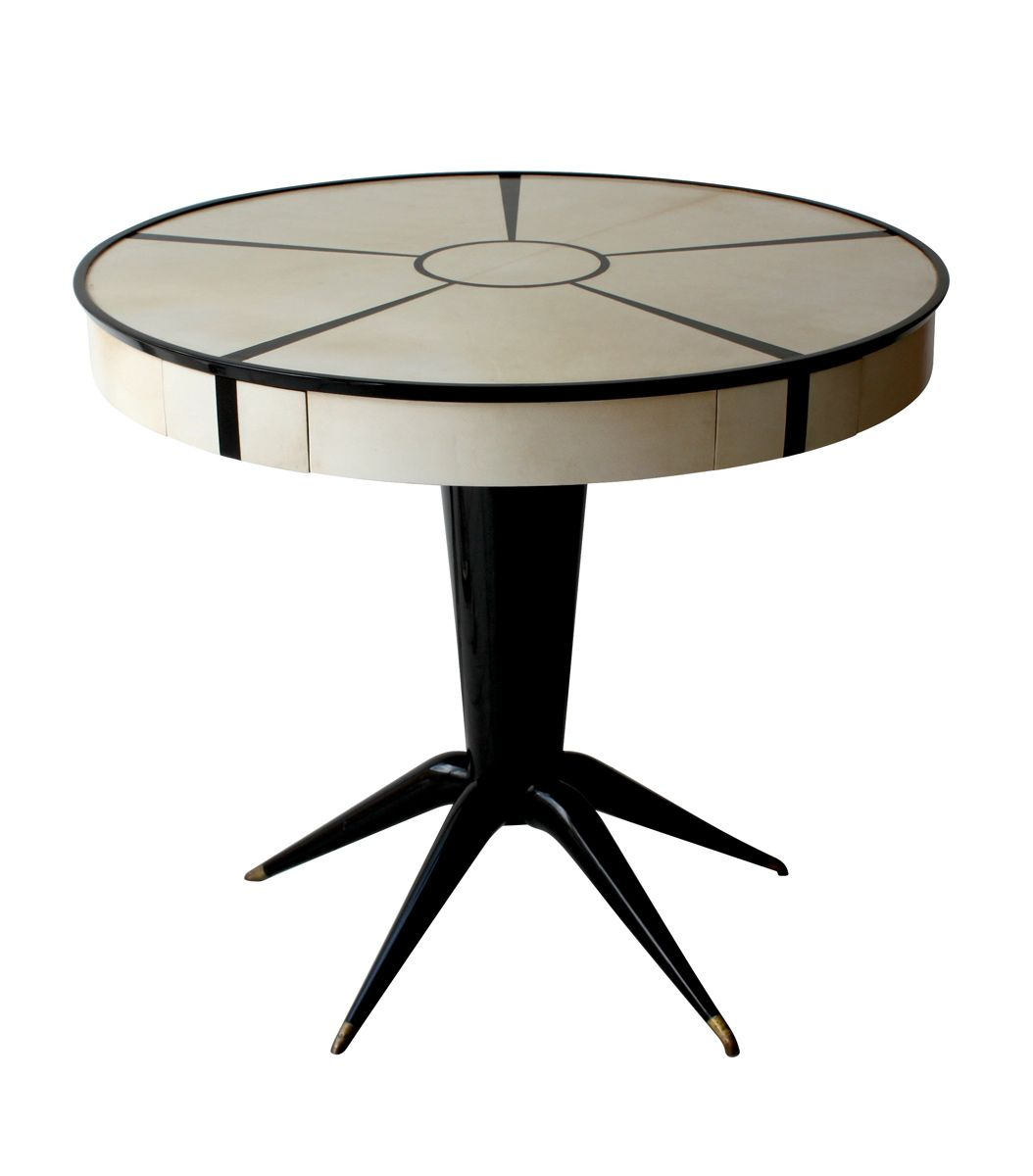 Arredamento Da Giardino Parma.Gio Ponti Games Table De Parma Arredamento
