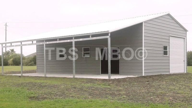 Barn House 960sq Ft Bh 004 Portable Storage Buildings Built In Storage Portable Storage