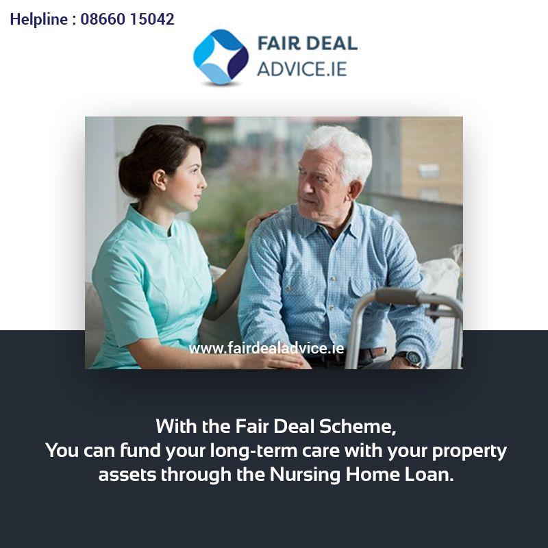 Fair Deal Scheme Ireland Nurse Nursing Home Home Loans