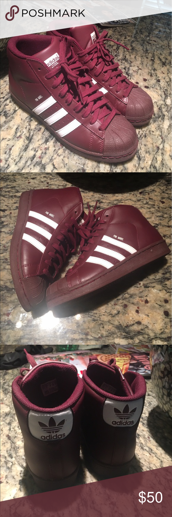 914f1 be4db womens adidas pro model burgundy grade school amazing price -  newsbdonline.com 28e9283590