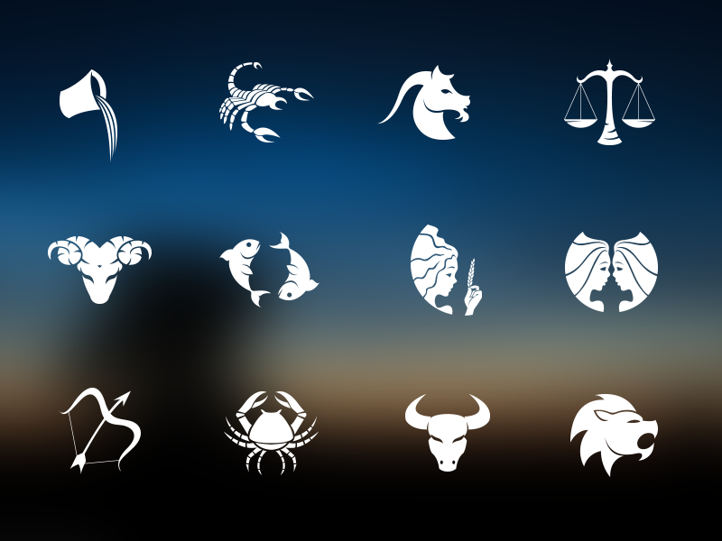 Free Zodiac Signs Icons  Free Icons    Zodiac And Icons