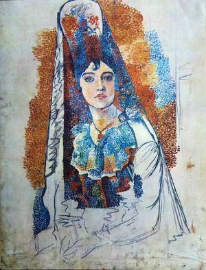 danseuse 1917