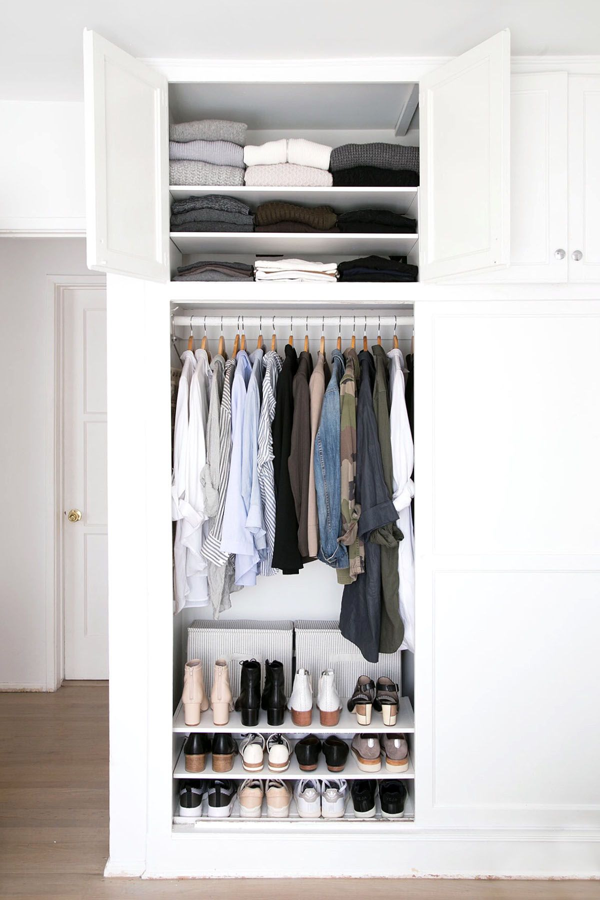 Score easy closet makeover ideas with @eBay so you can get organized ...