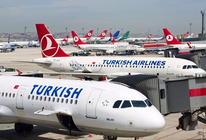 turkish airlines is the national flag carrier airline of turkey it