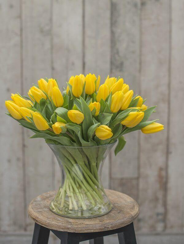 So hat man lange Freude am Frühlingsstrauß: Wissenswertes und Tipps rund um die Tulpe - Lebe Lieber Fesch
