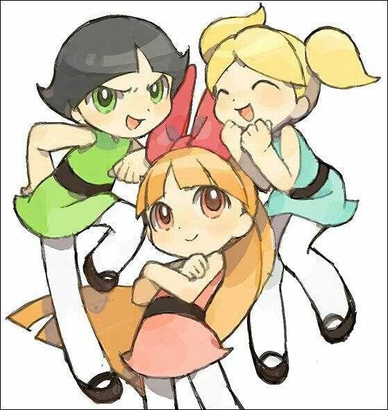 Powerpuff Girls Are Cute  Ppg  Powerpuff Girls, Puff -9822