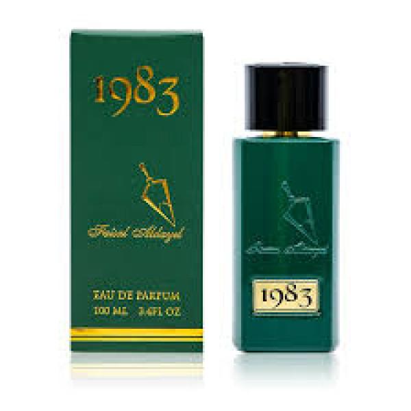 خصم على اول 20قطعه عطر 1983 الاخضر فيصل الدايل Book Perfume Perfume Bottles Women Perfume