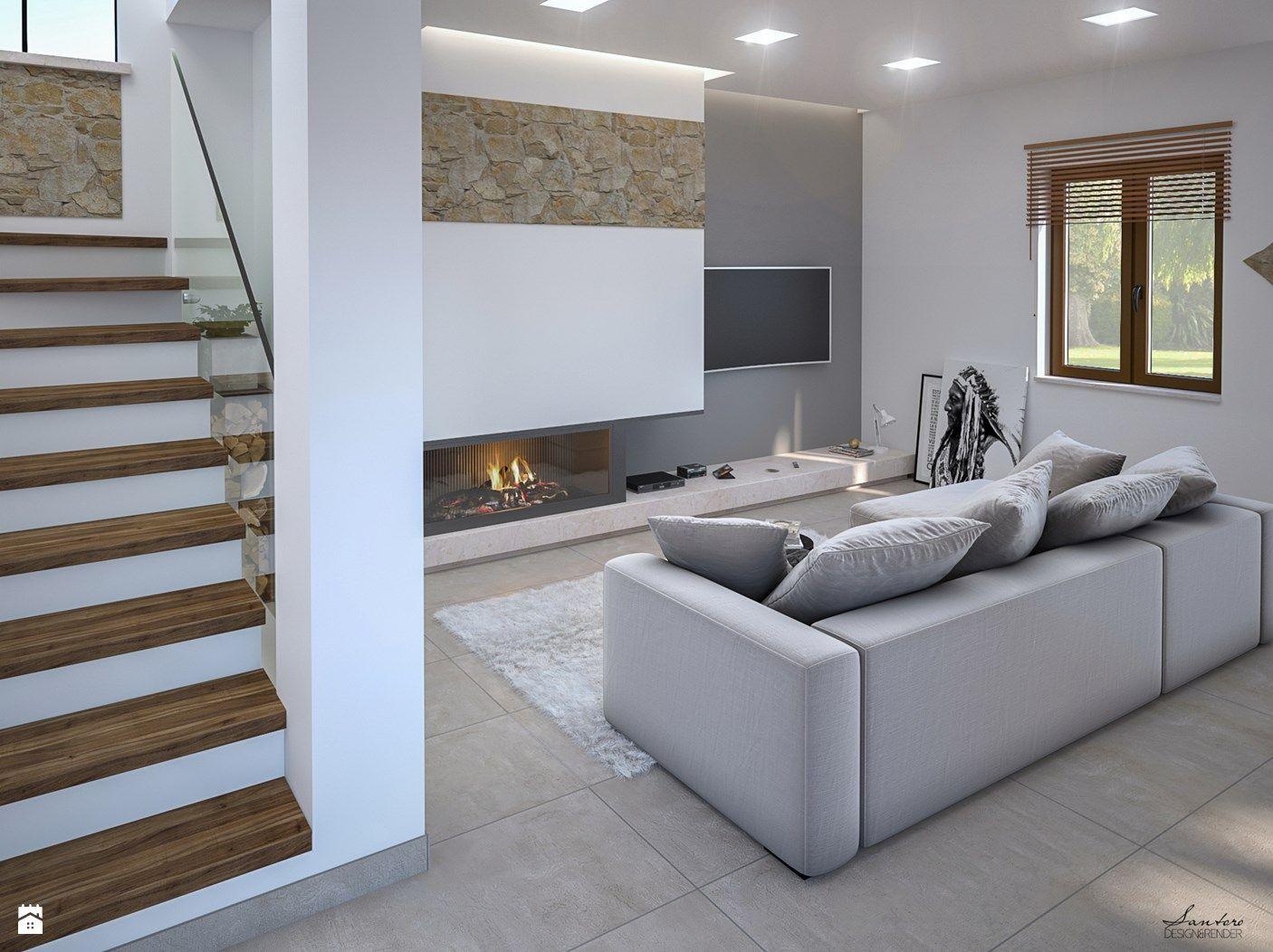 Soggiorno stile Moderno - pubblicato da Santoro Design ...